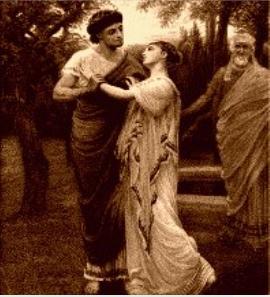 Storia dell'abito - antica grecia