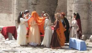 Storia dell'abito - antica roma