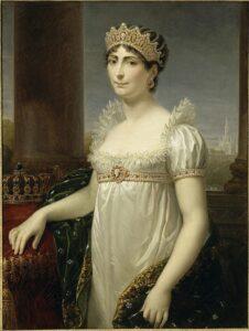 La storia dell'abito - epoca napoleonica