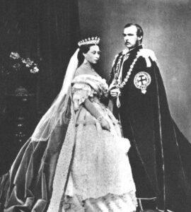 La storia dell'abito - Regina Vittoria