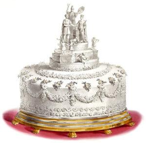 Wedding Cake Queen Victoria