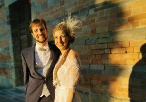 Matrimoni alternativi - Chiara e Vincenzo