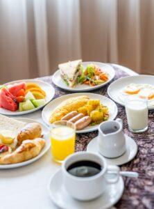 colazione e brunch