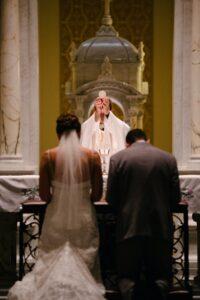 cerimonie di matrimonio cattolico