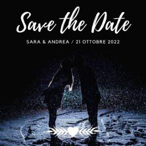 Invito save the date