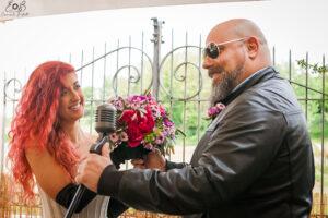 Quando un matrimonio è rock