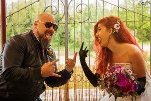 Quando il matrimonio è rock